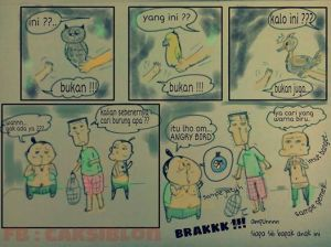 bagong angry bird